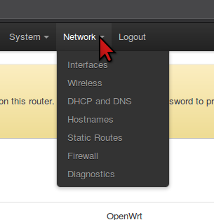 Adding VLANs to OpenWRT 18 06 1 on a TP-Link TL-WR810N – Old Dog